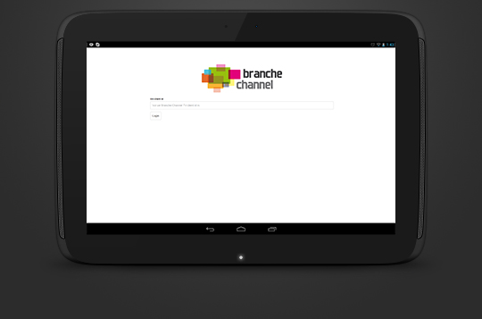 Branche Channel Play Android APP