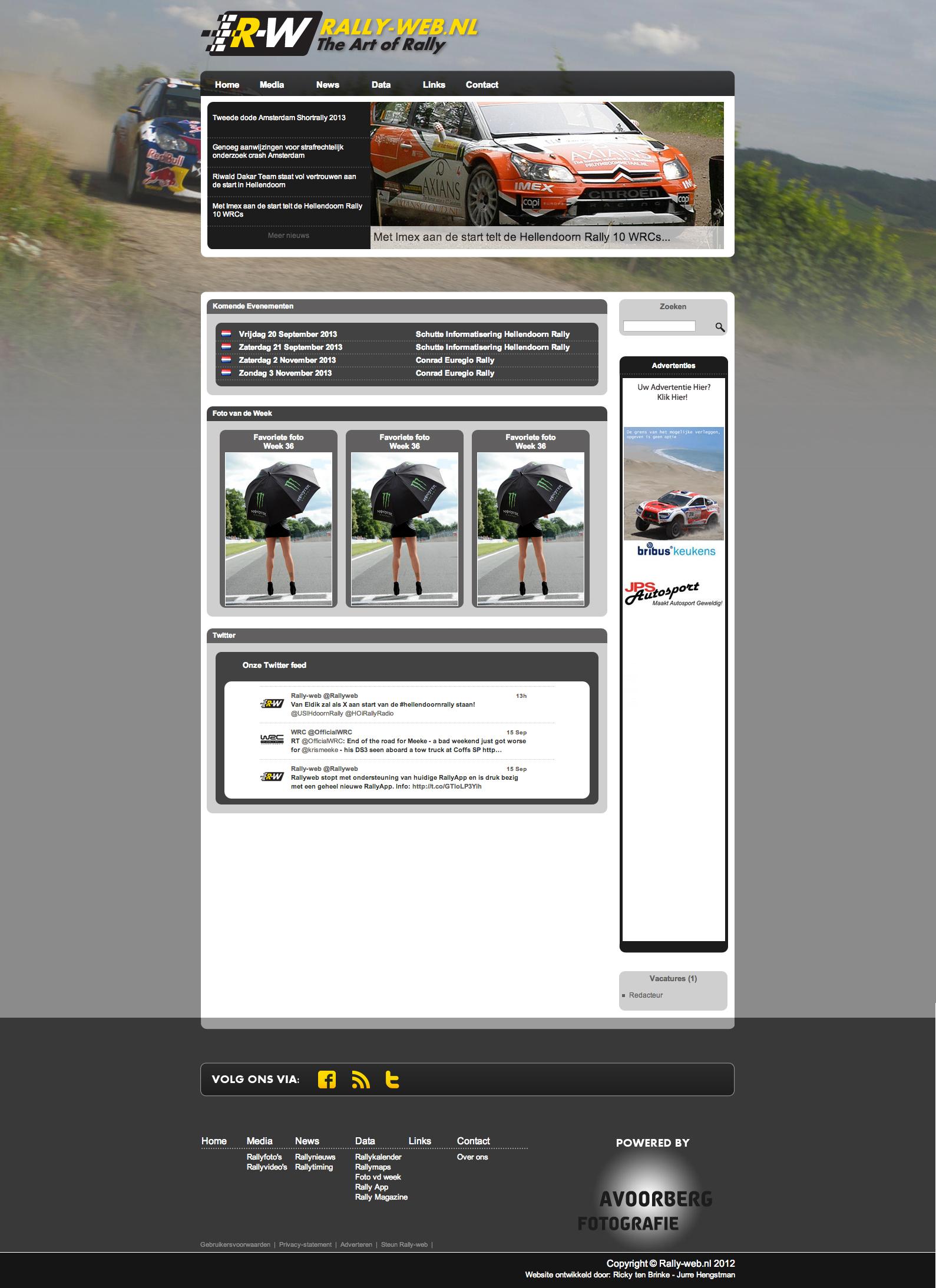 Rally-Web.nl