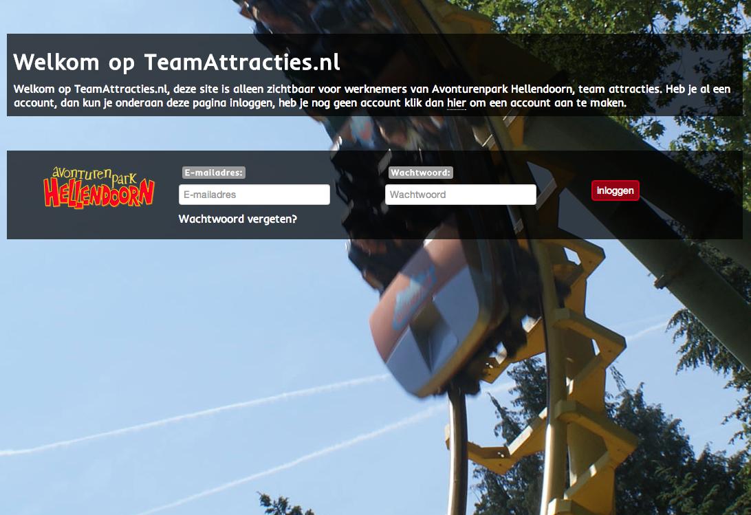 TeamAttracties.nl